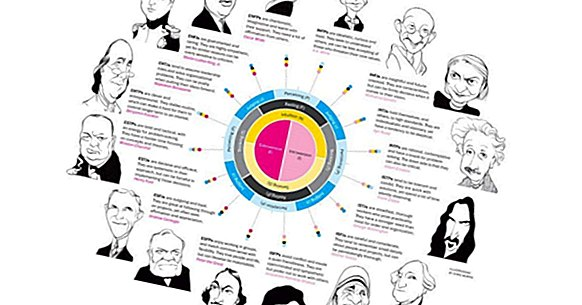 The 16 personality types (and their characteristics)