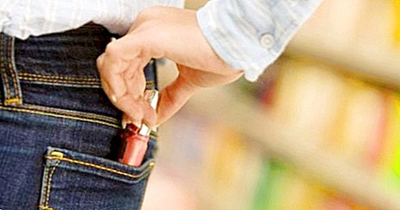 Kleptomania (impulsive theft): 6 myths about this disorder
