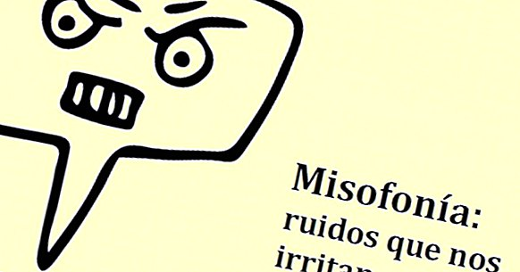 Misofonía: the hatred to certain irritating sounds