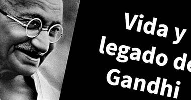 Mahatma Gandhi: biographie du leader pacifiste hindou - biographies
